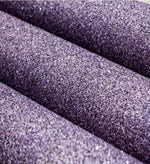 Mica Glitter Wallpaper (Purple With Silver Glitter) - MS55