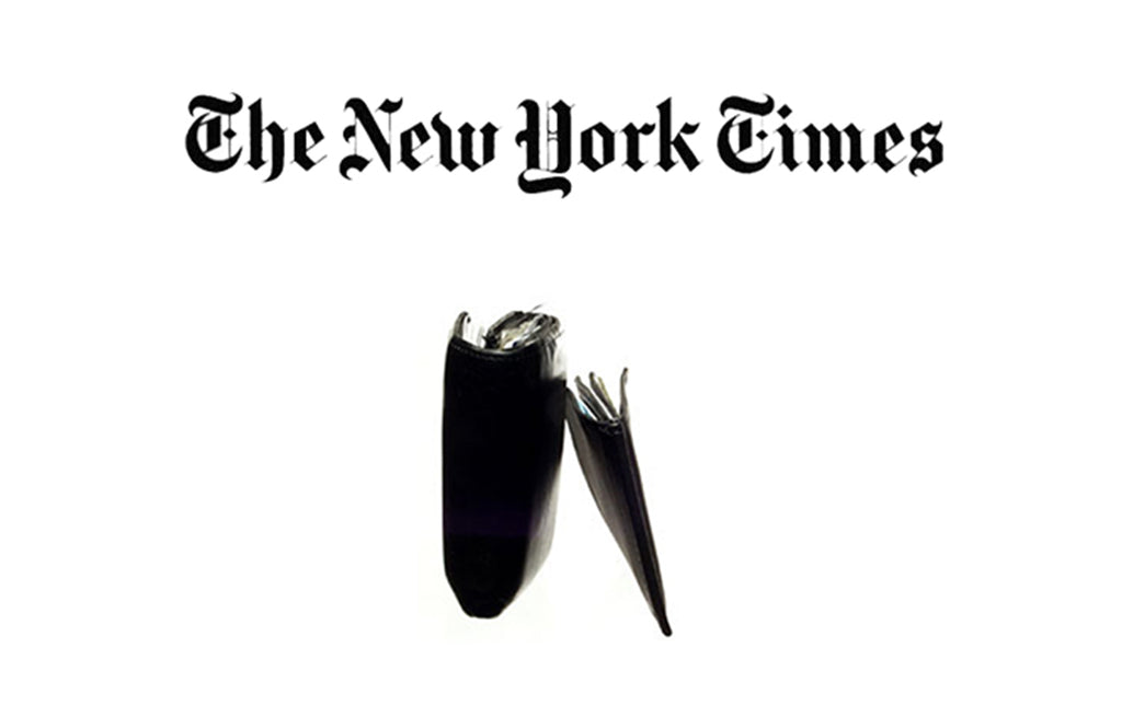 Allett in the New York Times