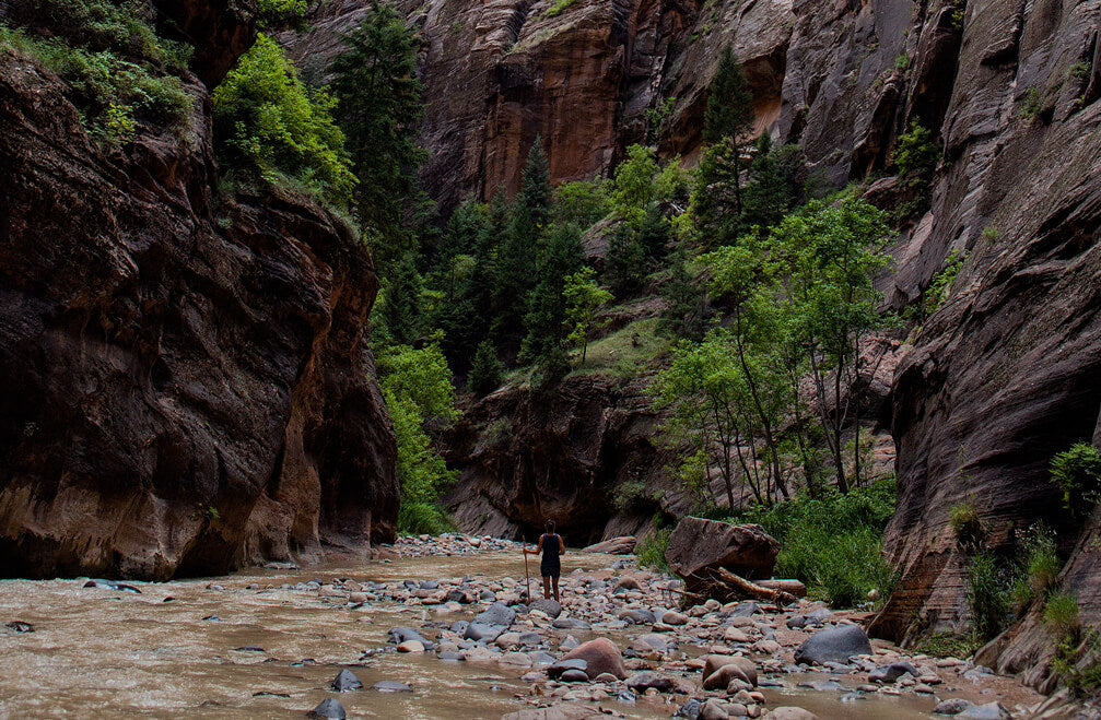 Zion – What You Need to Know About Hiking the Narrows