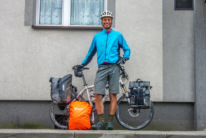 Lightweight Bike Touring in Czech Republic