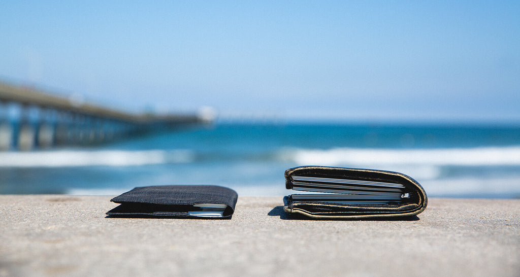 allett wallets pack more carry less
