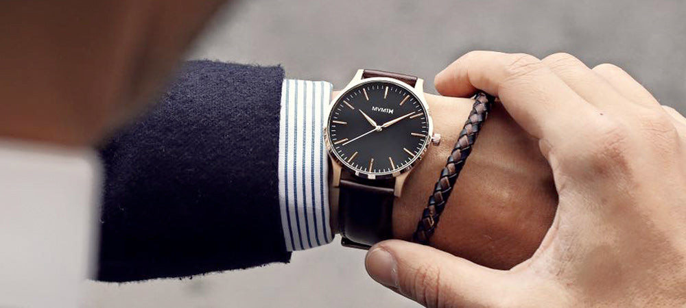CEOs and hipsters wear shinola