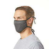 Masks with Ties - 2-Pack
