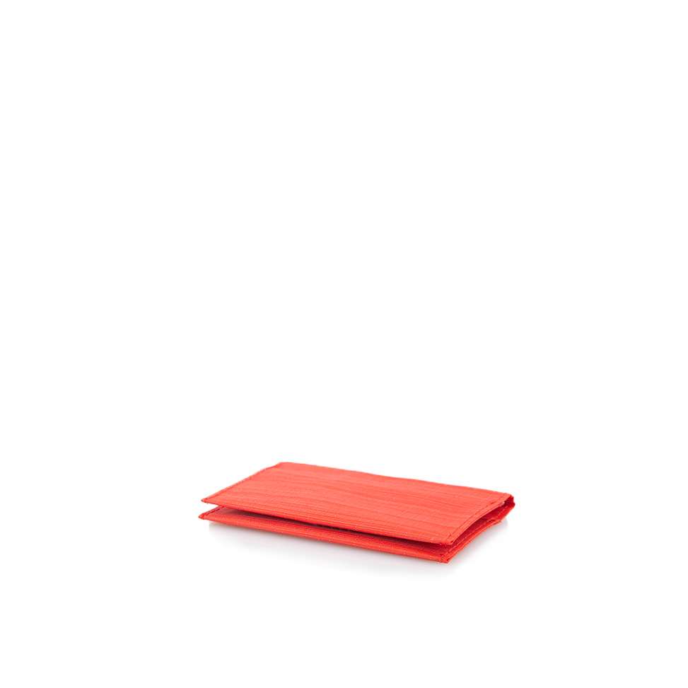 Nylon RFID Business Card Holder