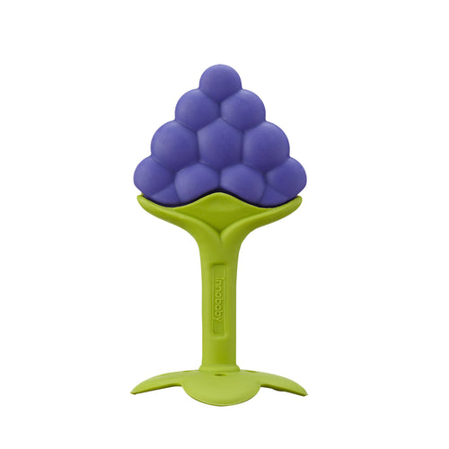 Innobaby Teethin' Smart EZ Grip Fruit Teether - Grape