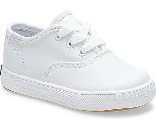 Keds Champ Lace Up Leather -White