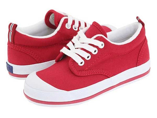 Keds Graham Canvas - Red