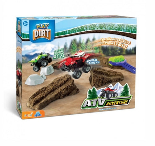Play Dirt ATV Adventure