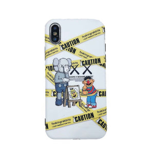 2019 New Arrival Kaws 3D Design Phone Case For iPhone