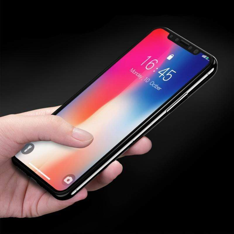 3 in 1 Nano Tempered Glass + PET back film + Explosion-proof