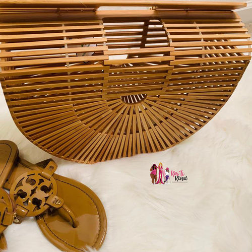 Island Flavour Bamboo Bag