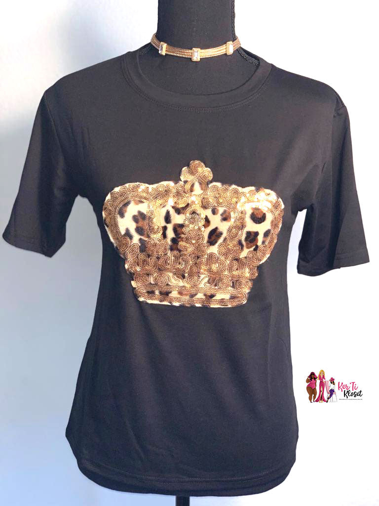 Call Me Queen Graphic Tee