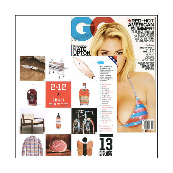 GQ | Small Batch Brands [July 2012 issue]