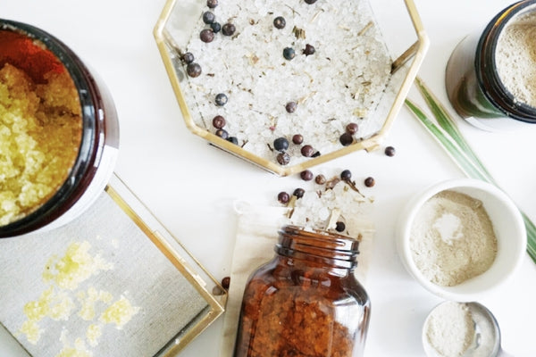 YOUR WEEKLY FOLLOWUP | at home spa ideas with Cold Spring Apothecary