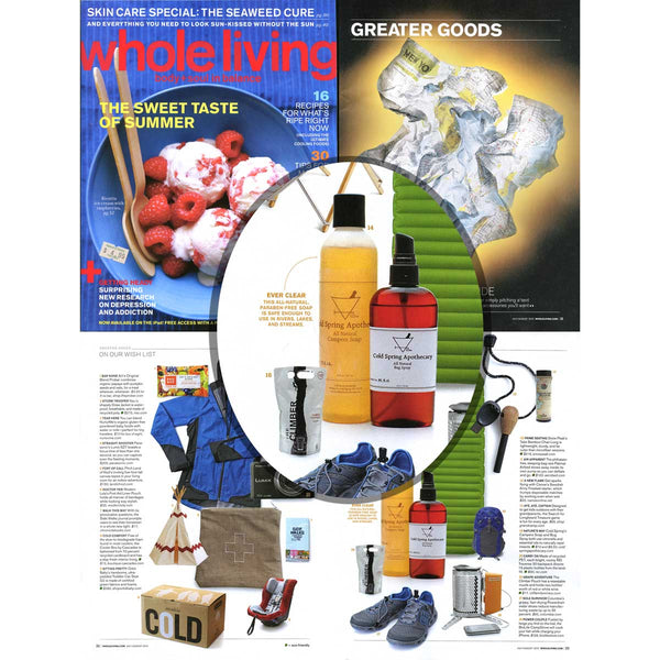 Whole Living | June 2012 issue