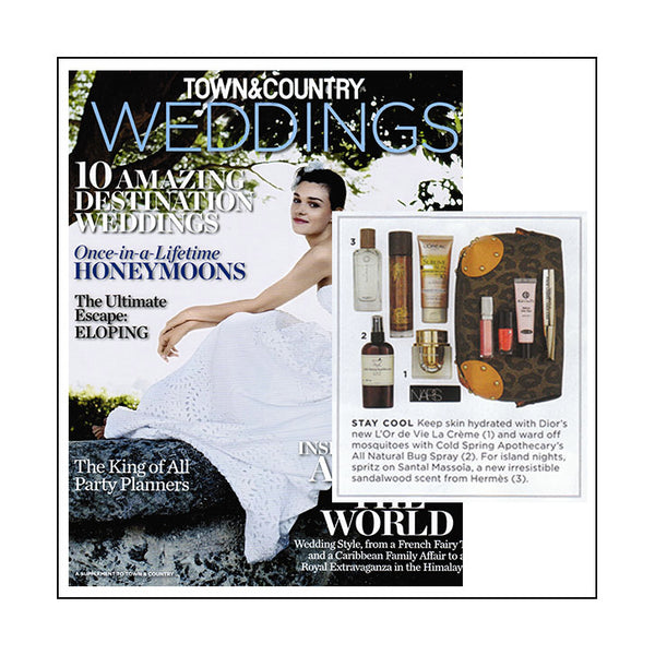 Town & Country | Weddings April issue