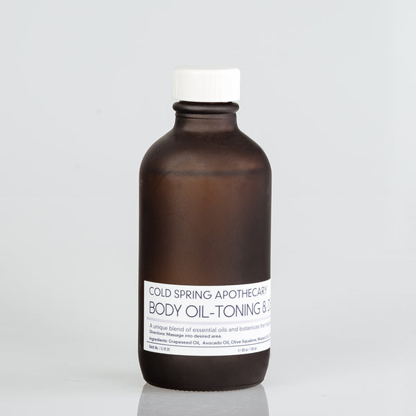 Body Oil - Toning & Detox
