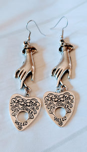 Planchette Earrings
