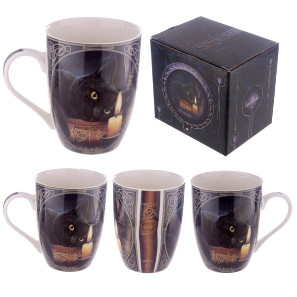 Witching Hour Gift Boxed Mug by Lisa Parker