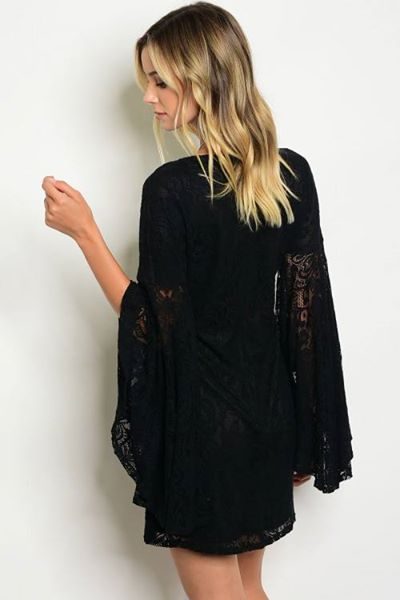 All Hallows Eve Lace Dress
