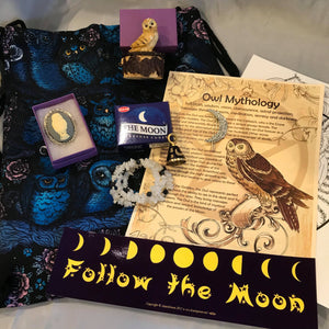Follow The Moon Limited Edition Box