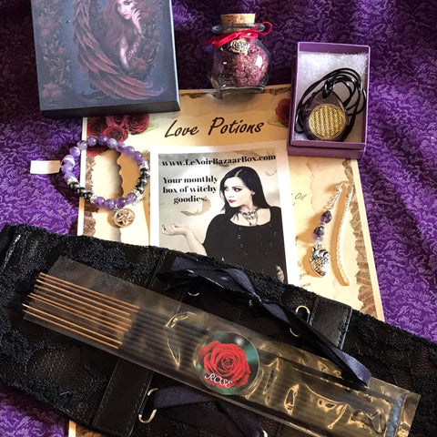 Limited Edition Daemon Rosa Box