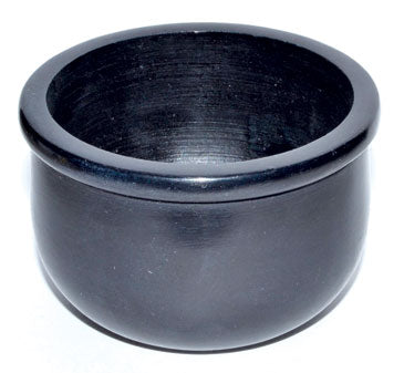 Black Stone Scrying Bowl