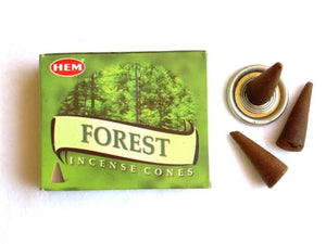 Forest Incense Cones