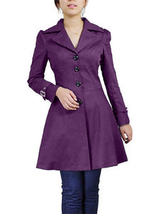 Daywalker Trenchcoat (Purple)