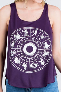 Astrology Tank Top