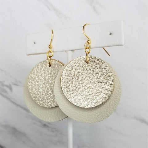 Skip - Soft Gold/Ivory-Creatively Cailin
