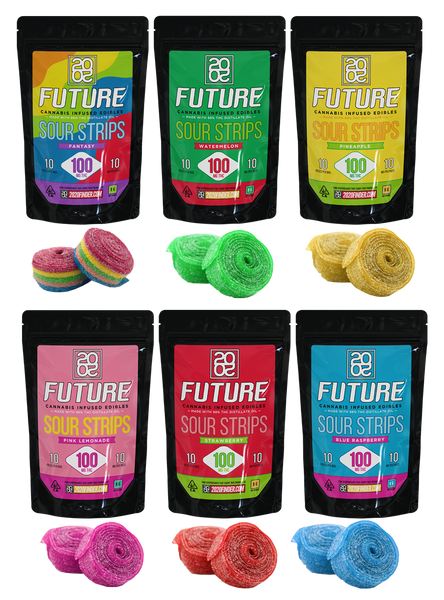 SOUR RINGS - 500MG – The Pack Club