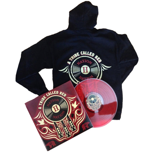 Nation II Nation Vinyl & Hoodie Bundle