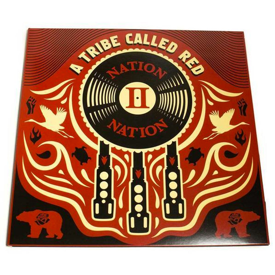 Nation II Nation CD + Digital Download