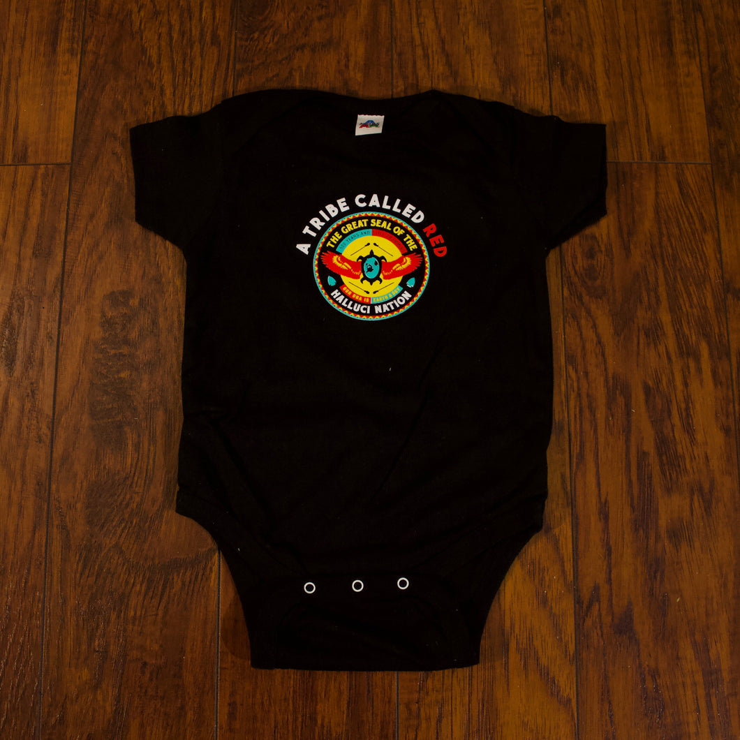 We Are The Halluci Nation Infant Onesie