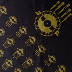ATCR Bandana - Gold Dreamcatcher
