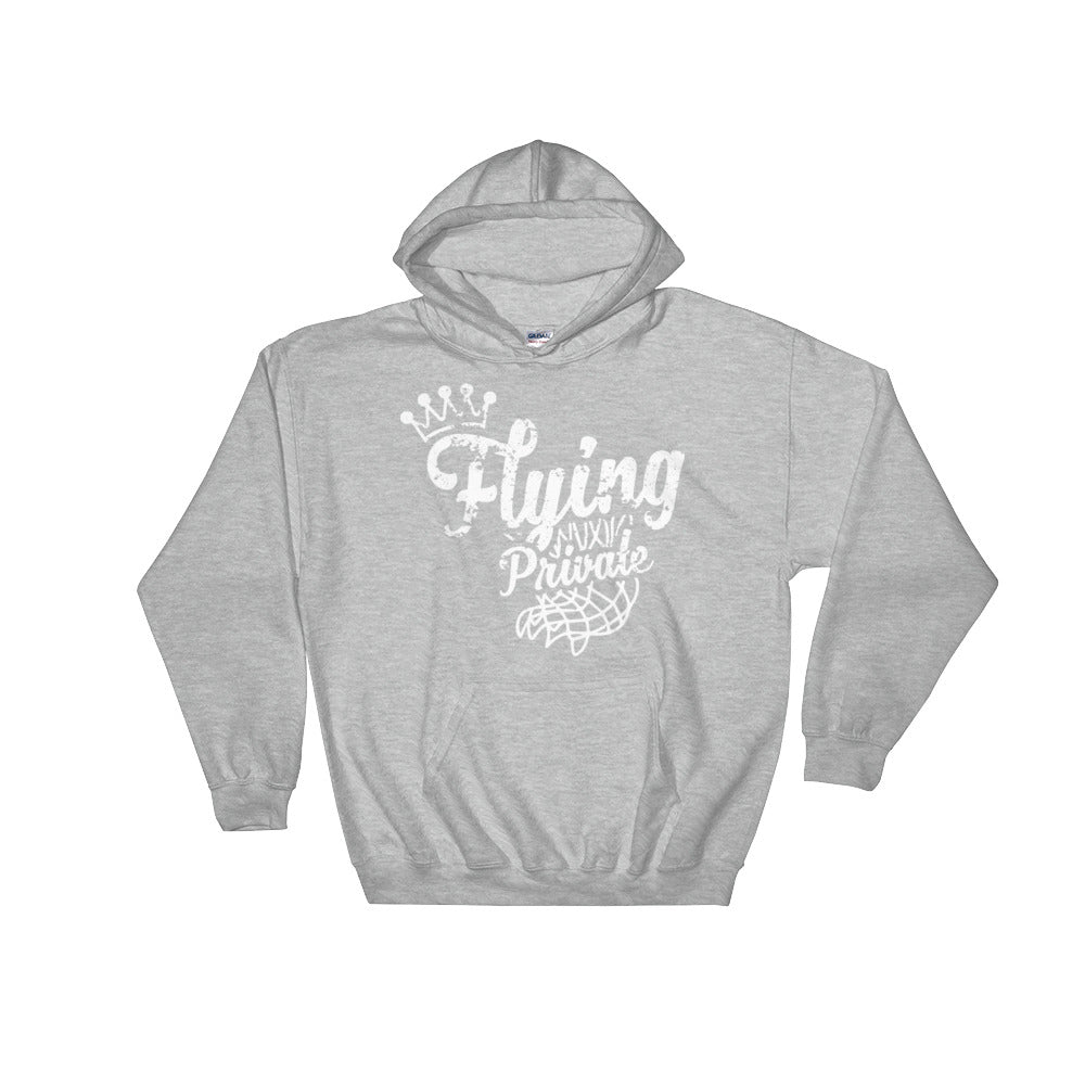 Hoops Hoodie-Flying Private Apparel