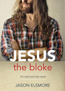 1 copy of Jesus the Bloke + Free Shipping