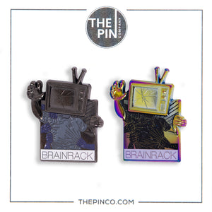 """Brainrack"" Pin Set"