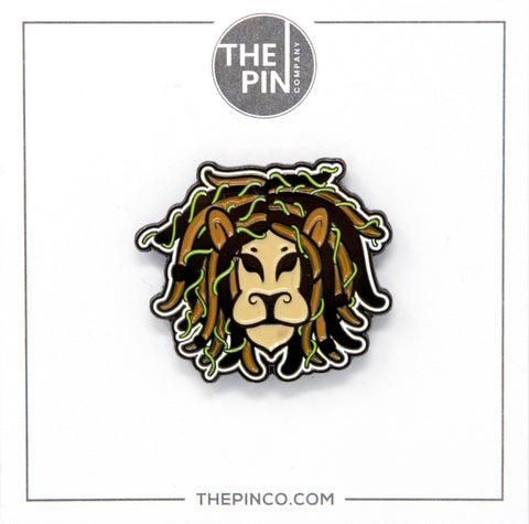 """Second Nature"" Pin"