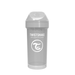 Twistshake Kid Cup Trinkflasche 360ml 12+m - Pastel Grey