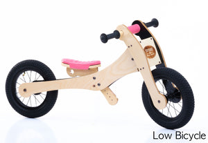 TryBike Wood 4 in 1