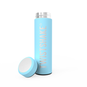Twistshake Thermosflasche Hot or Cold Bottle - Pastel Blue