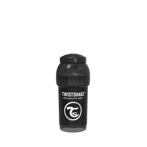 Twistshake Anti-Colic 180ml - Black