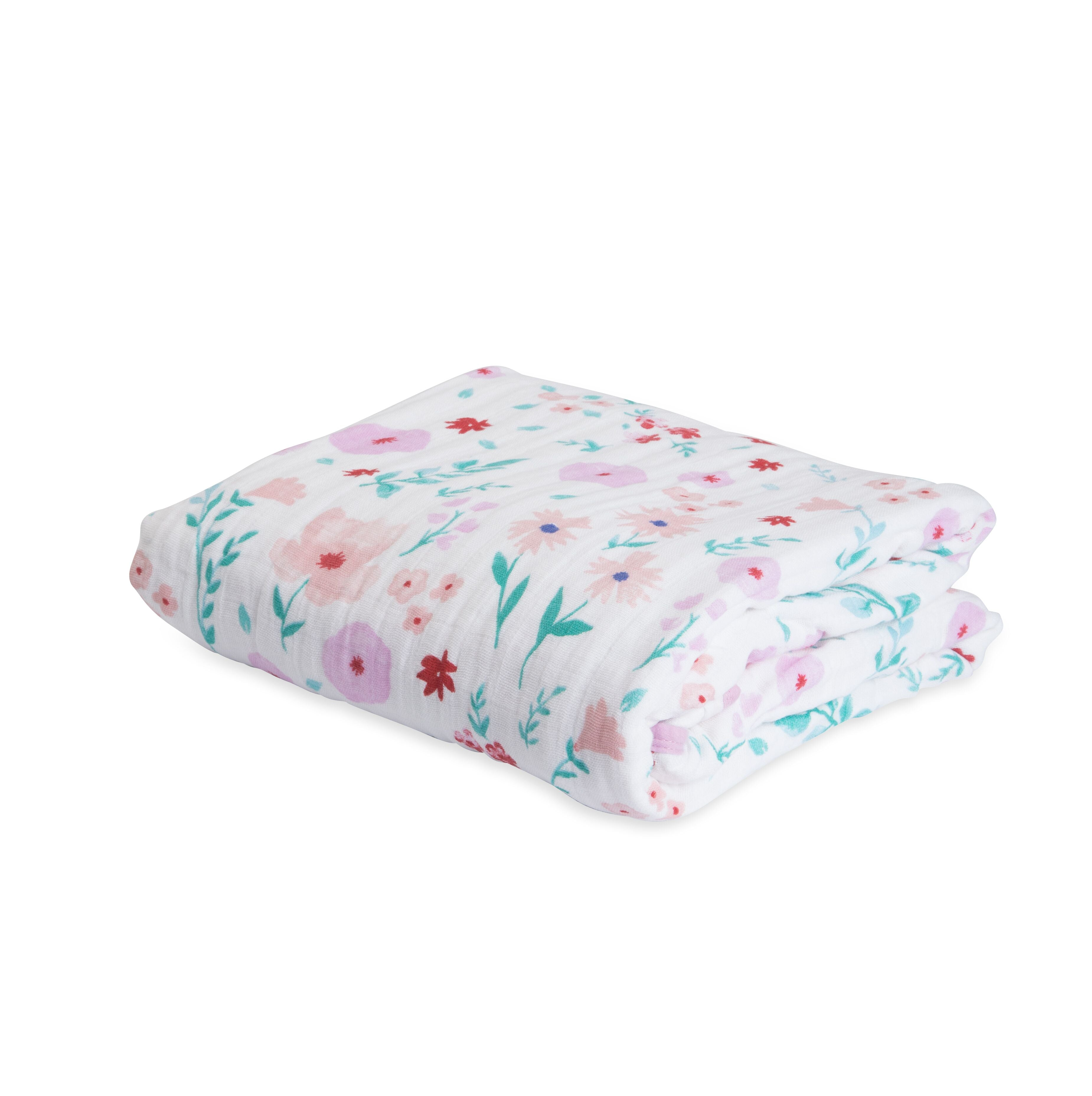 Little Unicorn Cotton Muslin Quilt - Morning Glory