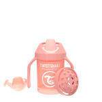 Twistshake Mini Cup Trinkflasche 230ml 4+m - Pastel Peach