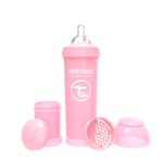 Twistshake Anti-Colic 330ml - Pastel Pink