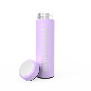Twistshake Thermosflasche Hot or Cold Bottle - Pastel Purple