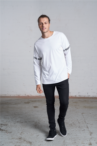 THE 'FRED' LONG SLEEVE TSHIRT