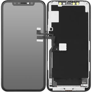 LCD Assembly For iPhone 11 Pro, QD Pro, Free lcd adhesive is avaliable